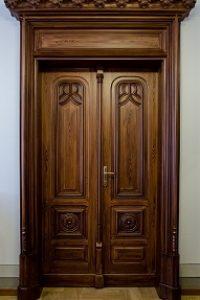 drzwi zdobione, stylizowane na wzo drzwi zabytkowych_oe_maletest
